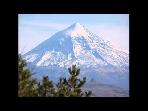 EL pueblo mapuce y el volcán