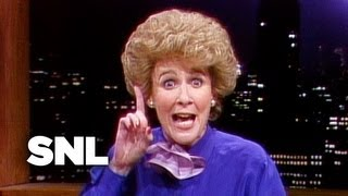 Saturday Night News Segment - Dr. Ruth - Saturday Night Live