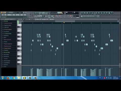 No Se Puede Convivir - Sangre Fiel / Pista Karaoke Fl Studio 10 - Kontakt  + MIDI