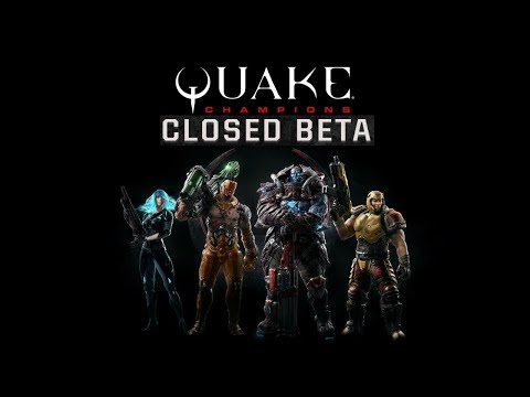 [LIVE] Quake Champions Closed Beta - KEY GIVEAWAY