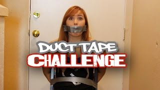 One of amieeeGO's most viewed videos: Duct Tape Challenge FT. @pkillaah