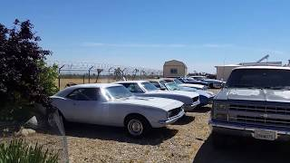 RARE Camaros for sale Estate Sale & RARE Chevy Parts 67-69 Video 1 (of 3)