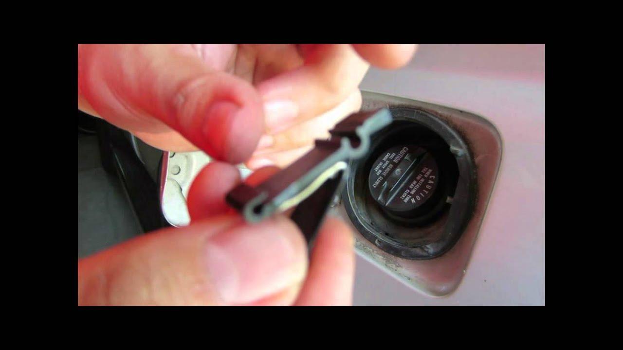 1996 2002 Toyota 4runner Fuel Door Spring Replacement