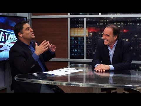 Oliver Stone's Untold History - Interview With Cenk Uygur