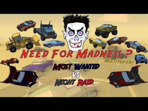 [NFMM War] Most Wanted vs Night Raid