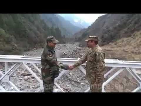 India Pakistan Diwali celebration in border 2017