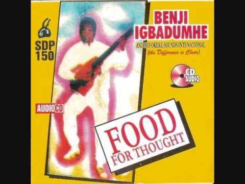 Benji igbadumhe otse eghie youtube.