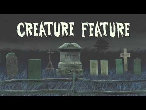 Creature Feature - Dem Bones (Official Lyrics Video)