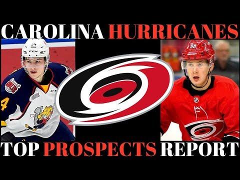 TOP NHL PROSPECTS 2018 - CAROLINA HURRICANES