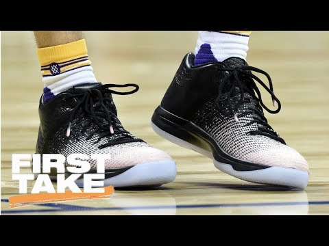 First Take On Lonzo Ball Shoe Deal And NBA Summer League | First Take | July 17, 2017