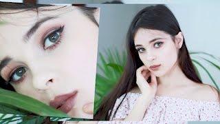 Повседневный макияж ♁ по трендам ИНСТАГРАМ Everyday makeup routine