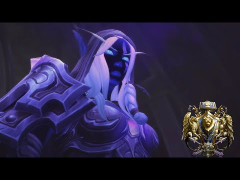 The Story of The Void Elves & Alleria Windrunner [Lore]