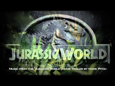 Jurassic World Movie Trailer (Piano Music)