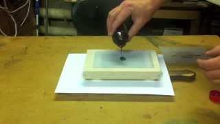 видео Печатанье визиток