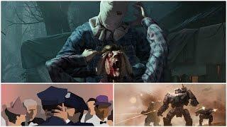 Игровые новости недели - This Is the Police, Outlast 2, Battletech