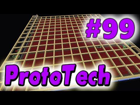 MEGA 25,000/hr Auto Nether Wart Farm! | ProtoTech SMP #99