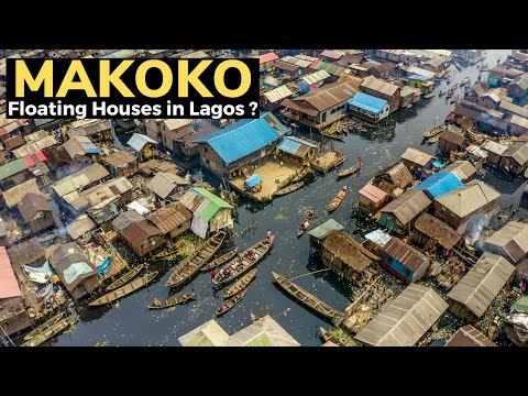 MAKOKO: Whats Inside the FLOATING SLUM of Lagos Nigeria?