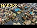 MAKOKO: Whats Inside the FLOATING SLUM of Lagos Nigeria?