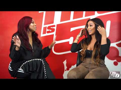 Alexis Skyy Talks Fight W/ Blac Chyna ; Is She Dating Rob Kardashian?? + Not Signing With Tr3way