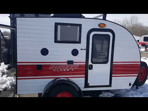 Ottawa Trailer Sales >> 109 Sunray Teardrop Trailer Miller Rv Sales Ottawa