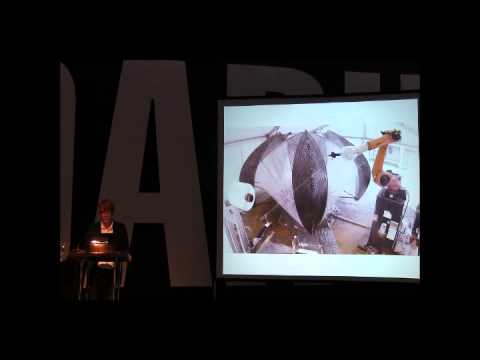 Lecture at Kunsthaus Bregenz, Jan Knippers