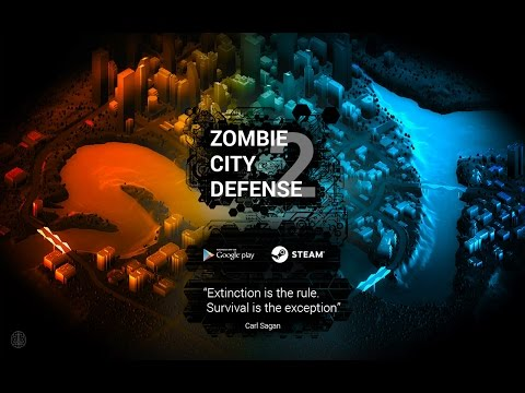Zombie City Defense 2 - Release trailer