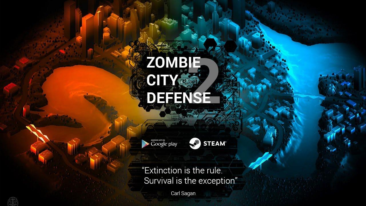 Zombie City Defense 2 - Release trailer