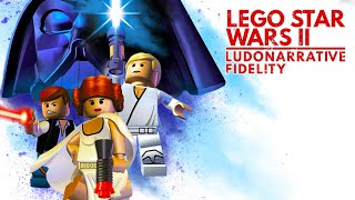 Lego Star Wars II: What is Ludonarrative Fidelity? | Video Essay