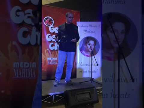 Kannada Karaoke Club - Noorondu Nenapu by Subbu Padmanabh