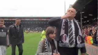 Martin jol reacts to sunderland win