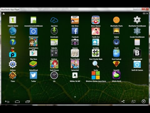 BlueStacks Rooted Version 0 9 4 4078 Download and install
