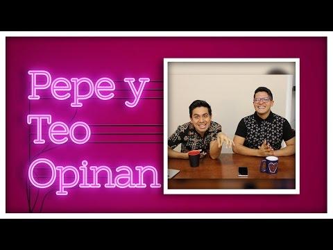 Pepe y Teo Opinan: #IDAHOT | Martha Debayle vs Salma Hayek | Jim Parsons Se Casa