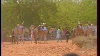 Mitterrand au Niger