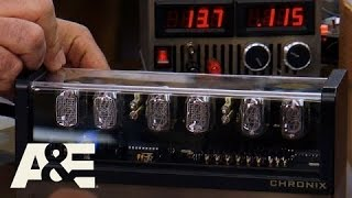 Storage Wars: Dave's Nixie Tube Clock (s8, E4)