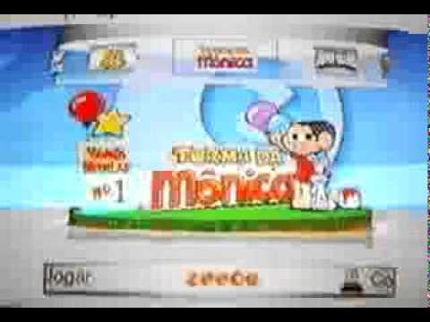 Vamos Brincar nº 1 - Turma da Mônica - Animação