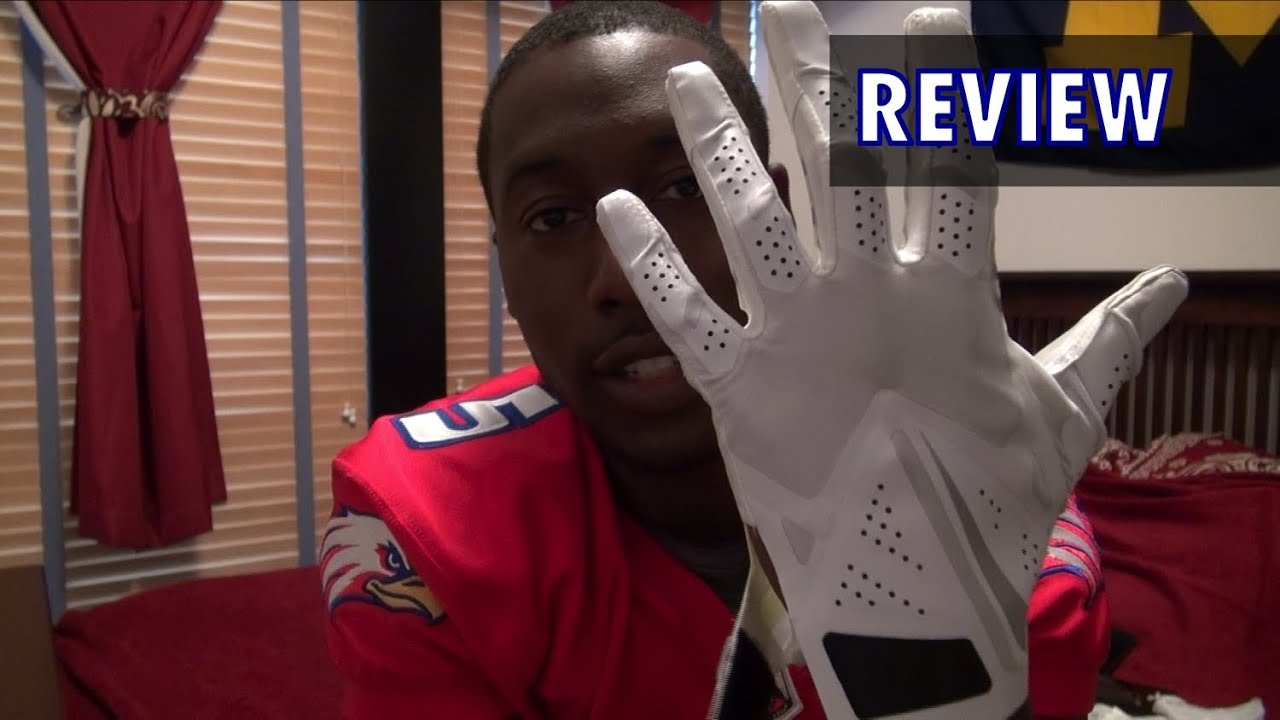 receiver gloves review