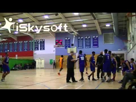 Loreto College vs Preston College - EABL Week 9 19/11/14