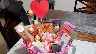 #diygiftbasket #giftbasket  DIY Mothers Day Gift Basket