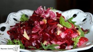 Салат из красной свёклы