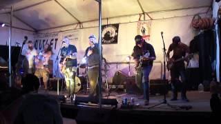 The Goddamn Gallows ~ pass me the bottle ~ Farmageddon Fest 2012