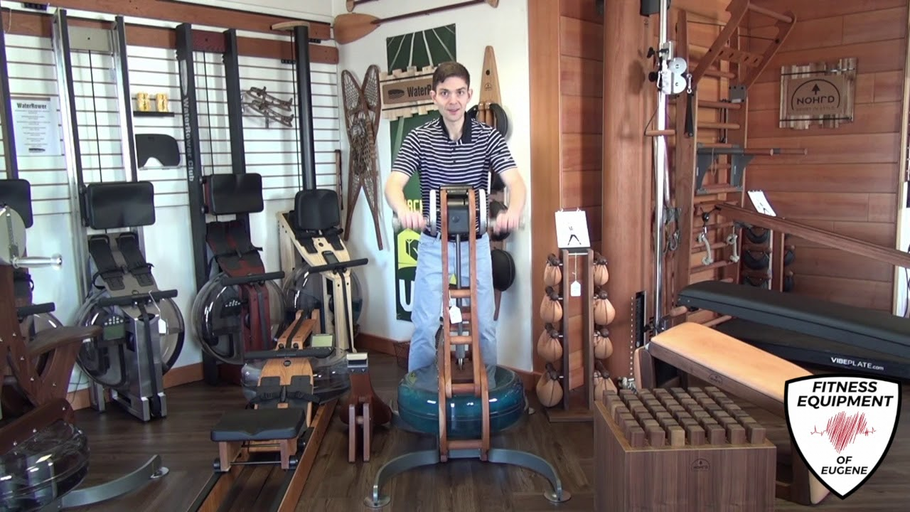 Nohrd Watergrinder Review At Fitness Equipment Of Eugene Youtube