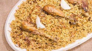 সহজ ও ঝরঝরে চিকেন ভুনা খিচুড়ি রেসিপি | Easy Chicken Khichuri Recipe