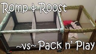 Romp & Roost  vs Pack n