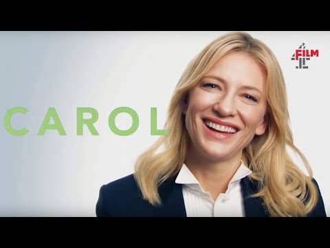 Carol Interview Special   Film4   Interview