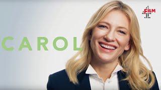 Carol Interview Special | Film4 | Interview