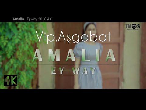 Amalia - Ey way 2018 4K