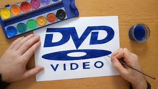 How to draw the DVD Video logo