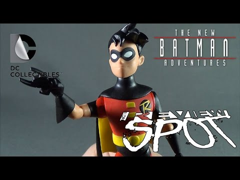 Toy Spot - DC Collectibles The New Batman Adventures No.10 Robin