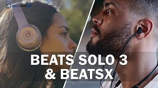 Vybíráme bezdrátová sluchátka: Beats Solo 3 Wireless a BeatsX! (SROVNÁVACÍ RECENZE #759)
