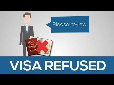Australian visa application refused - Know your options